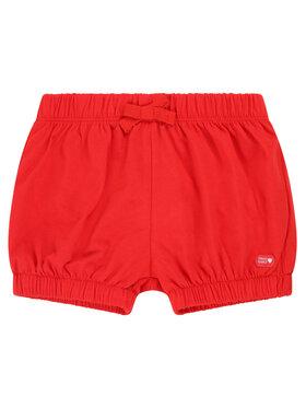 Primigi Primigi Szorty materiałowe Easy Wear Girl 45246501 Czerwony Regular Fit