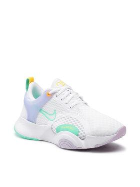 Nike Nike Παπούτσια Superrep Go 2 CZ0612 135 Λευκό