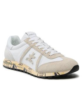 Premiata Premiata Sneakersy Lucy 5153 Biały