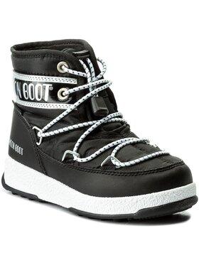 Moon Boot Moon Boot Stivali da neve Jr Mid Wp 34051200001 Nero