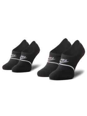 Nike Nike Unisex pėdučių komplektas (2 poros) CU0692 010 Juoda