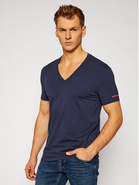 Dsquared2 Underwear Dsquared2 Underwear T-Shirt D9M453180 Tmavomodrá Regular Fit
