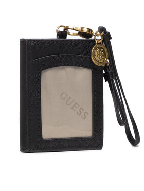 Guess Guess Θήκη πιστωτικών καρτών RW7393 P1401 Μαύρο
