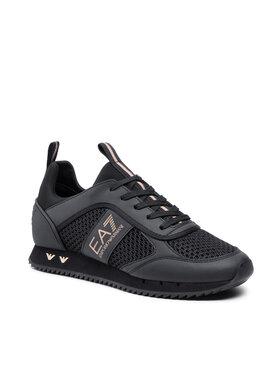 EA7 Emporio Armani EA7 Emporio Armani Sneakers X8X027 XK050 M701 Nero
