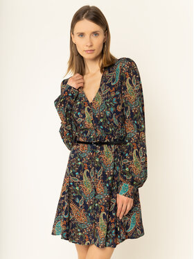 Liu Jo Liu Jo Ежедневна рокля F69122 T4107 Цветен Regular Fit