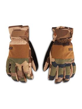 Billabong Billabong Snowboardové rukavice Kera Gloves U6GL02BIF0 Hnědá