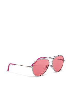 Vogue Vogue Okulary przeciwsłoneczne Just In 0VO4212S 323/84 Różowy