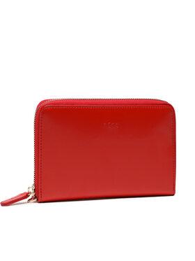 Nobo Nobo Portafoglio grande da donna NPUR-LI0200-C005 Rosso