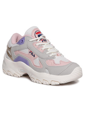 Fila Fila Sportcipő Select Cb Low Jr 1010854.85V Szürke