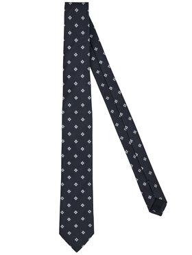 Tommy Hilfiger Tailored Tommy Hilfiger Tailored Γραβάτα Blend Desing TT0TT06907 Σκούρο μπλε