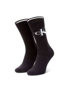Calvin Klein Jeans Calvin Klein Jeans Pánské klasické ponožky 100001816 Černá