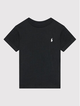 Polo Ralph Lauren Polo Ralph Lauren T-shirt Ss Cn 321832904036 Crna Regular Fit