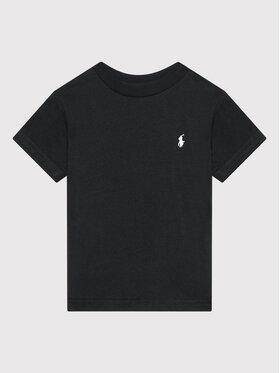 Polo Ralph Lauren Polo Ralph Lauren T-Shirt Ss Cn 321832904036 Czarny Regular Fit