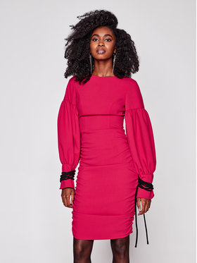 Rage Age Rage Age Coctailkleid Fuhao 1 Rosa Slim Fit