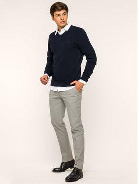 Tommy Jeans Tommy Jeans Koszula DM0DM06562 Biały Slim Fit