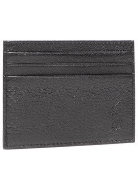 Polo Ralph Lauren Polo Ralph Lauren Kreditinių kortelių dėklas Ongoing 405526231005 Juoda