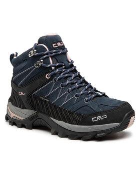 CMP CMP Chaussures de trekking Rigel Mid Wmn Trekking Shoe Wp 3Q12946 Bleu marine