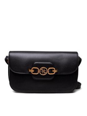 Guess Guess Дамска чанта Hensely HWVB81 13210 Черен