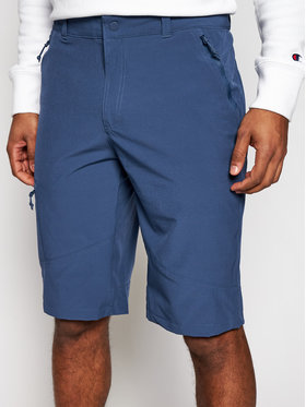 Columbia Columbia Pantaloni scurți sport Triple Canyon 1711701 Albastru Regular Fit