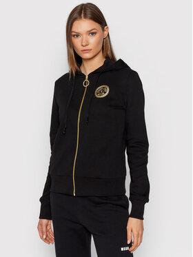 Versace Jeans Couture Versace Jeans Couture Sweatshirt 71HAIT09 Noir Regular Fit