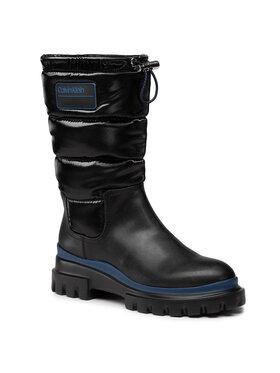Calvin Klein Calvin Klein Μπότες Laeton B4E5178 Μαύρο