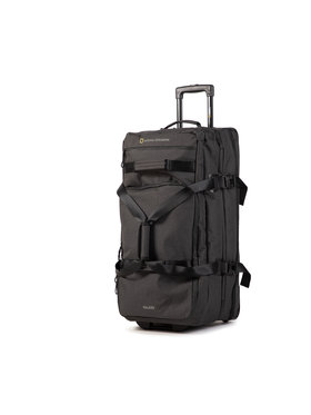 National Geographic National Geographic Valise textile grande taille Double Decker N09301.06 Noir