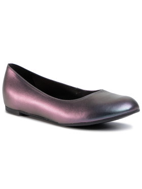 Gino Rossi Gino Rossi Ballerinas Rosa DAI524-277-0532-9500-S Violett