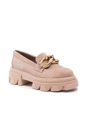 Carinii Carinii Κλειστά παπούτσια B7378 Μπεζ