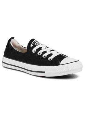 Converse Converse Sneakers aus Stoff 537081C Schwarz