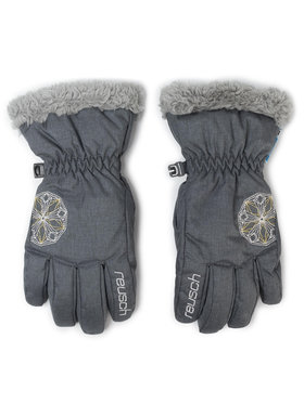 Reusch Reusch Ръкавици за ски Reusch Marlena R-TEX XT Junior 49612666611 Сив