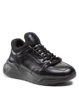 Fabi Fabi Sneakersy FU0190F Czarny