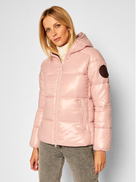 Save The Duck Save The Duck Giubbotto piumino D3809W LUCKY Rosa Regular Fit
