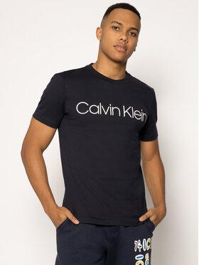 Calvin Klein Calvin Klein T-shirt Logo K10K104063 Bleu marine Regular Fit