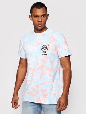 Billabong Billabong T-Shirt Bad Billy U1SS35BIF0 Kolorowy Regular Fit