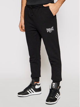 Everlast EVERLAST Jogginghose 810540-60 Schwarz Regular Fit