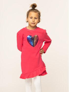Billieblush Billieblush Sukienka codzienna U12510 Różowy Regular Fit
