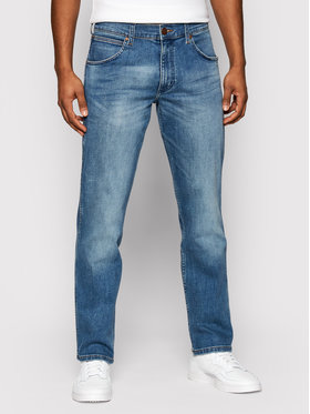 Wrangler Wrangler Jeans Greensboro W15QQ892R Blu scuro Regular Fit