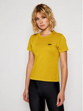 Vans Vans Marškinėliai VistaView VN0A47W9 Žalia Regular Fit