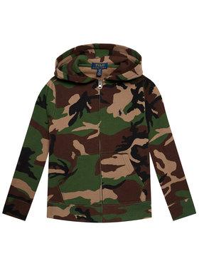 Polo Ralph Lauren Polo Ralph Lauren Sweatshirt Ls Fz 323832974002 Vert Regular Fit