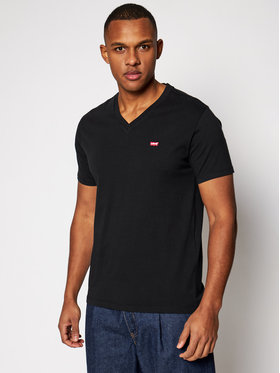 Levi's® Levi's® T-Shirt Original Housemark Tee 85641-0001 Schwarz Standard Fit
