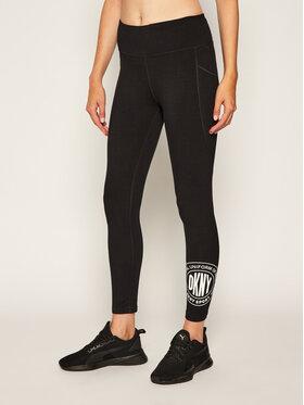 DKNY Sport DKNY Sport Leggings DP0P2369 Nero Slim Fit