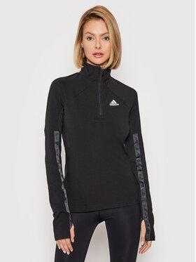 adidas adidas Блуза Aeroready Designed 2 Move GS1347 Черен Slim Fit