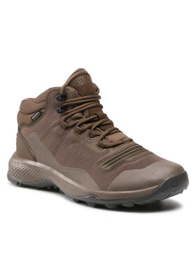 Keen Keen Chaussures de trekking Tempo Flex Mid Wp 1025469 Marron