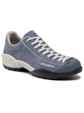 Scarpa Scarpa Chaussures de trekking Mojito Canvas 32629-350 Bleu