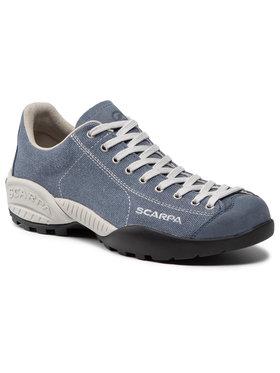 Scarpa Scarpa Παπούτσια πεζοπορίας Mojito Canvas 32629-350 Μπλε