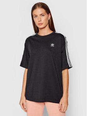 adidas adidas T-Shirt adicolor Classics H37795 Černá Oversize