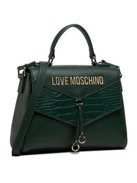 LOVE MOSCHINO LOVE MOSCHINO Дамска чанта JC4289PP0BKP180A Зелен