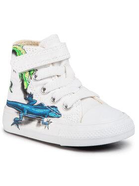 Converse Converse Sneakers Ctas 1V Hi 767944C Blanc