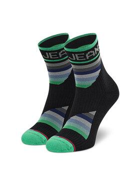 Tommy Jeans Tommy Jeans Vysoké pánske ponožky 701210565 Čierna