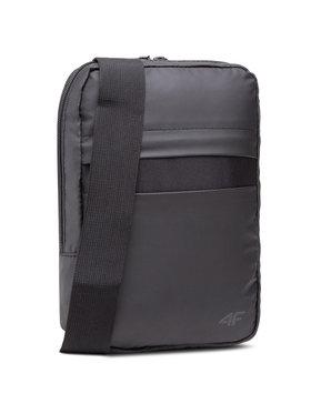 4F 4F Мъжка чантичка H4L21-TRU002 Черен